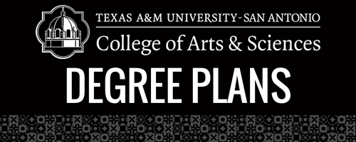 arts and sciences degree plans