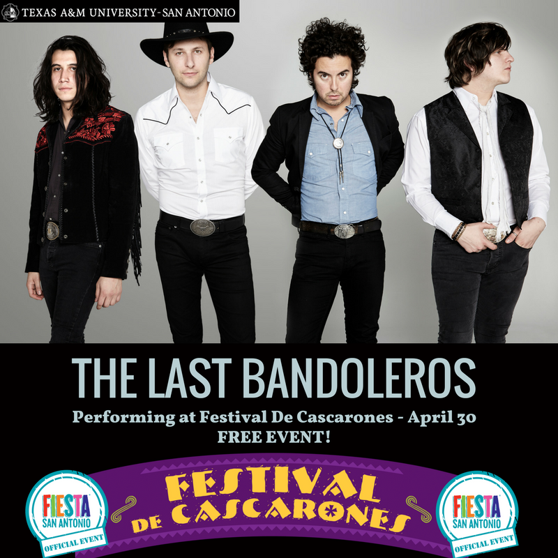 The Last Bandoleros performing live
