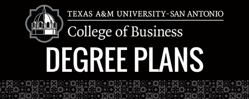 college of business degree plans