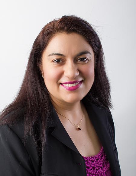 Sandra Lara, Ph.D. head shot