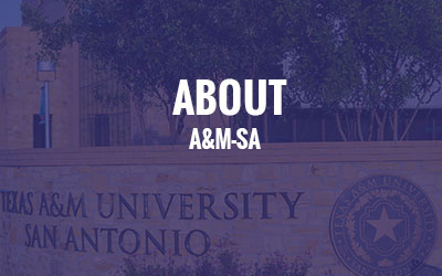 About Texas A&M University-San Antonio