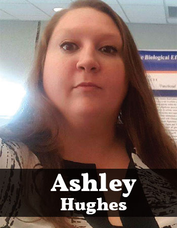 Read about Ashley Hughes
