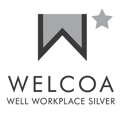 Well Work Place Silver Award