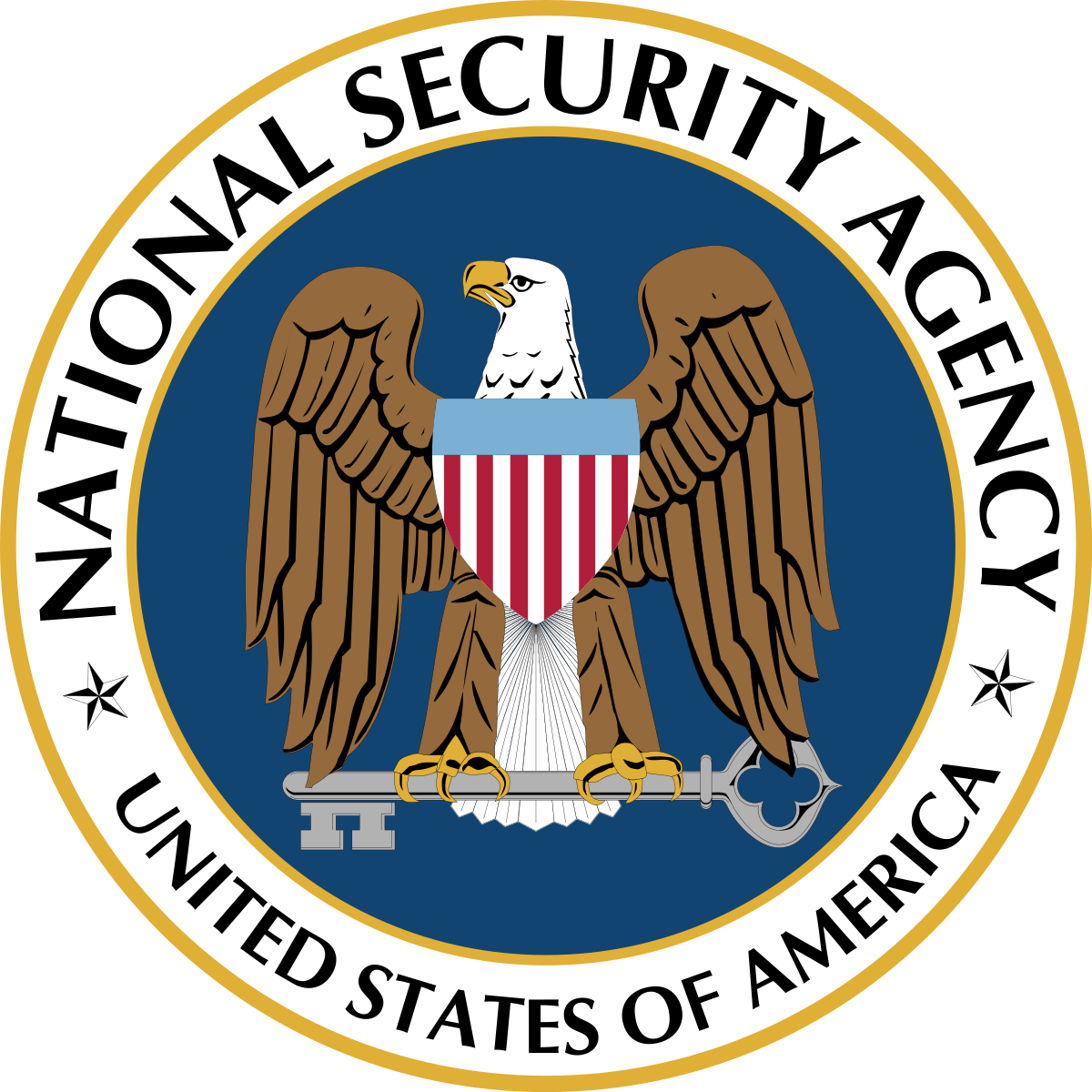 National Security Agency Insignia