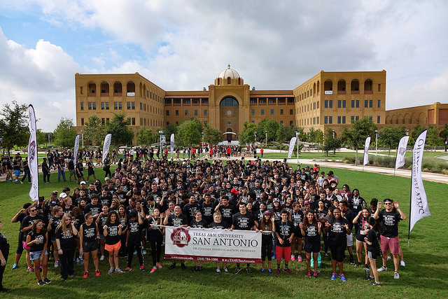 Texas A&M University-San Antonio welcomes first freshman class