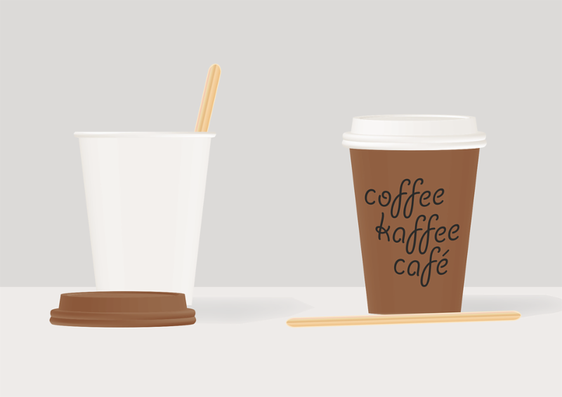 Coffee Cart Preview