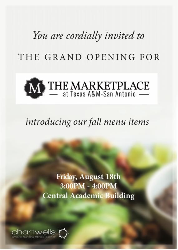 Grand Opening Friday, August 8 from 3-4pm