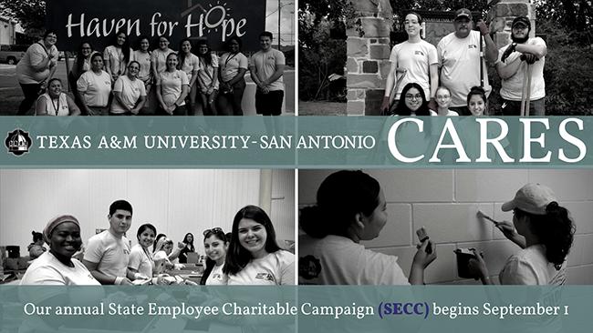 SECC Campaign starts Sept 1
