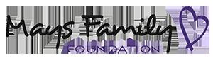 Mays Family Foundation Logo