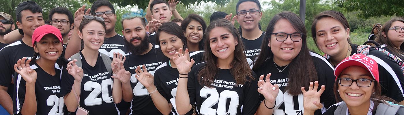 Current Students: Texas A&M University-San Antonio