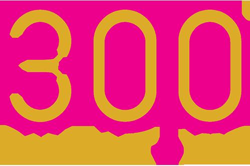 Tricentennial Logo