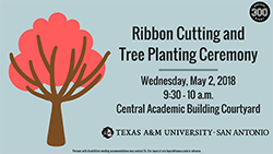Ribbon Cutting Ceremony Flyer