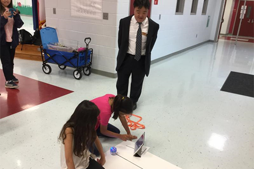A&M-SA brings after-school STEM robotics project to Harlandale ISD