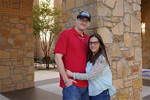 Krystina and Zachary Butler (Alumnus)