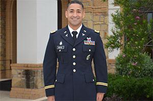 Lt. Jose Michel's profile